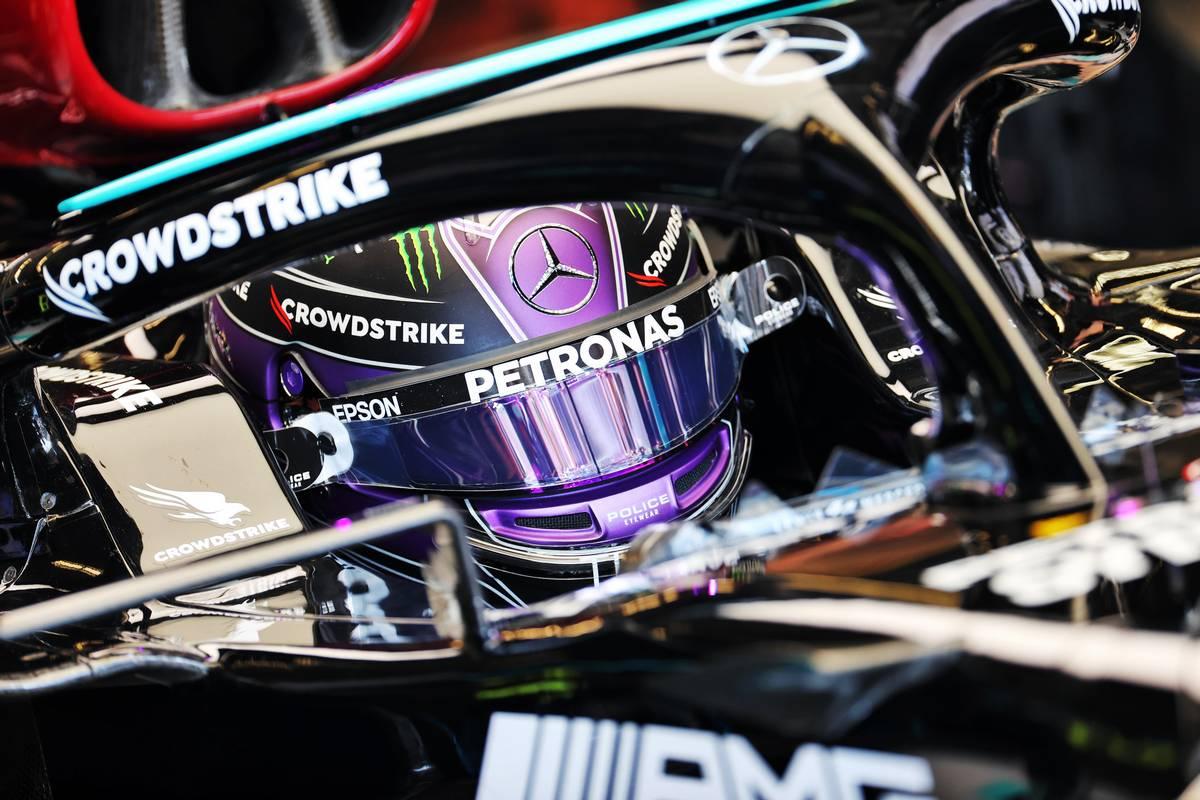 Lewis Hamilton (GBR) Mercedes AMG F1 W12. 22.10.2021. Formula 1 World Championship, Rd 17, United States Grand Prix, Austin