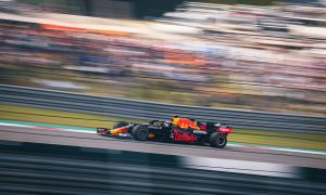 Max Verstappen (NLD) Red Bull Racing RB16B. 23.10.2021. Formula 1 World Championship, Rd 17, United States Grand Prix, Austin