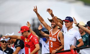 US Grand Prix: Sunday's action in pictures