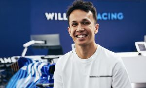 Albon: 2022 sim work and tyre experience will benefit Williams