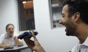 Ricciardo set for Chevy NASCAR blast at COTA!