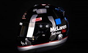 Ricciardo channels his inner 'Earnhardt' with tribute helmet
