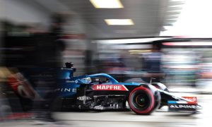 Alpine and Alonso target upholding consistency in Turkey