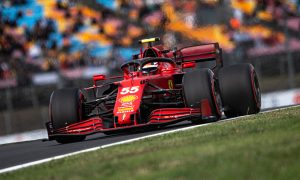 Ferrari admits 'taking some risks' by pushing engine update