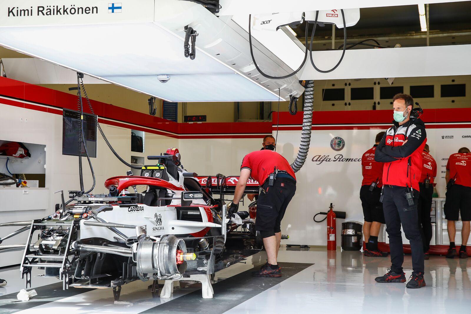 Webber: Alfa Romeo 'shenanigans' could favour Piastri