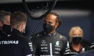 Hamilton: Press making 'too much' of Turkish GP radio messages