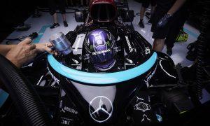 Hamilton 'possibly' set for back row start in Turkey