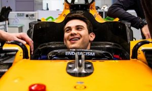 O'Ward: 'I'd by lying if I said I wasn't interested in F1'