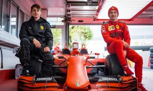 It's Leclerc week as birthday brothers rejoice!