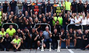 Red Bull: Verstappen win at Mercedes stronghold 'a big one'