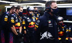 Red Bull doing its homework, but also 'going to church'