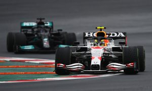 Perez fought Hamilton with 'different mindset' – Palmer